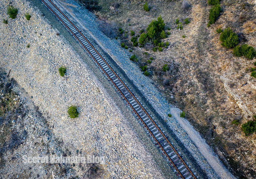 Railroad is still in good condition