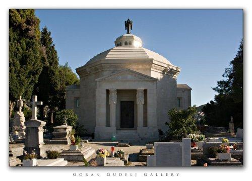 Racic Mausoleum  - Photo by Goran Gudelj Giontrra
