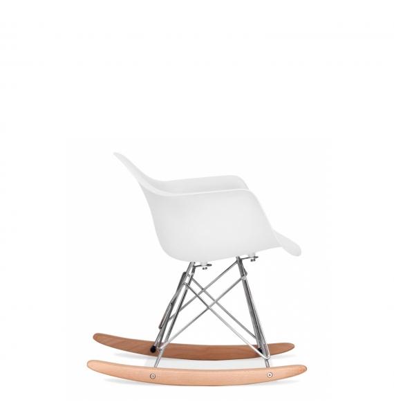 chaise a bascule rar style eames enfant
