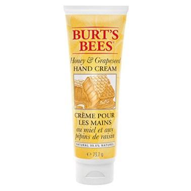 burts bees honey hand cream