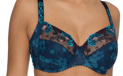 New Turquoise Prima Donna Offers Full Coverage and Stunning Style