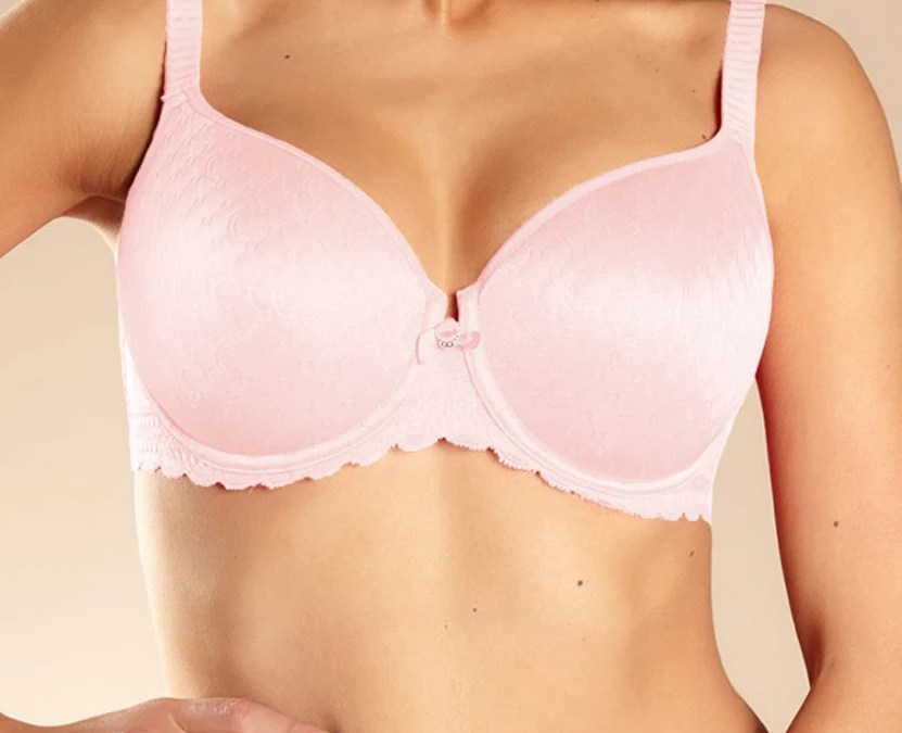 The Chantelle C Chic — Now in Candy Pink and in a T-Shirt Bra