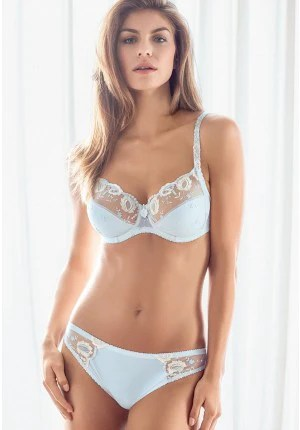 Felina's Conturelle — Provence Water Blue Bra — Perfect for the Spring