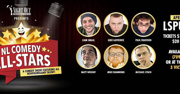 Laughs After Yuk Yuks Nl Comedy All Stars At The Lspu Hall