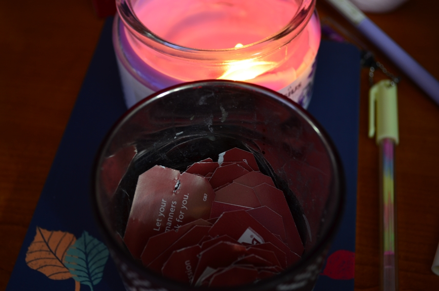 lumanare citate inspirationale yogi tea