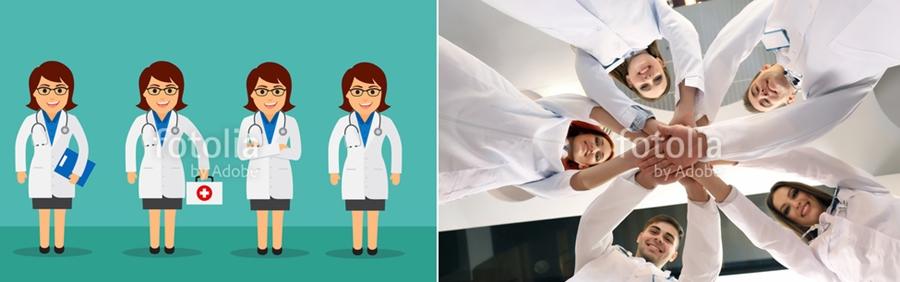 halate medicale grup doctori