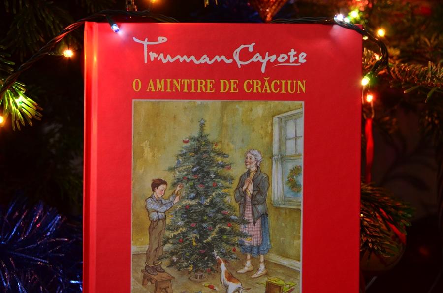 carte o amintire de craciun a christmas memory truman capote