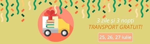 transport gratuit carti