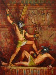 Horus vs. Seth 2