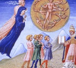 """""""Mercur"""" de Giovanni di Paolo"""