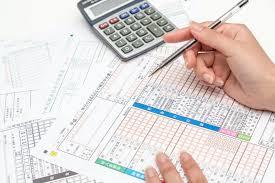 調査費用 経理作業の画像