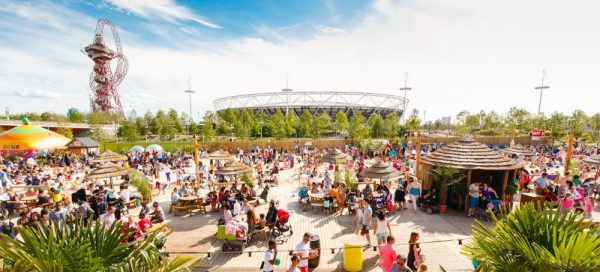 beach-east-stratford-london-olympics-sport