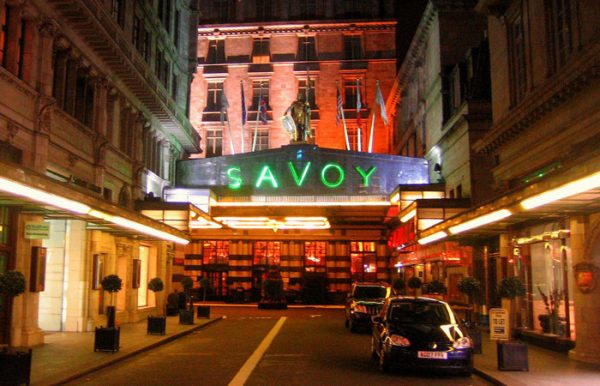 image savoy hotel bar - photo #35