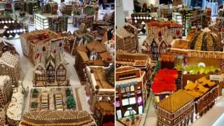 ginger-bread city
