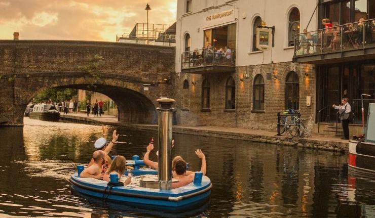 Hot Tug Boats UK