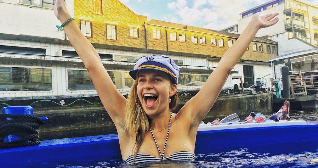 Hot Tug - Hot Tub Boats London