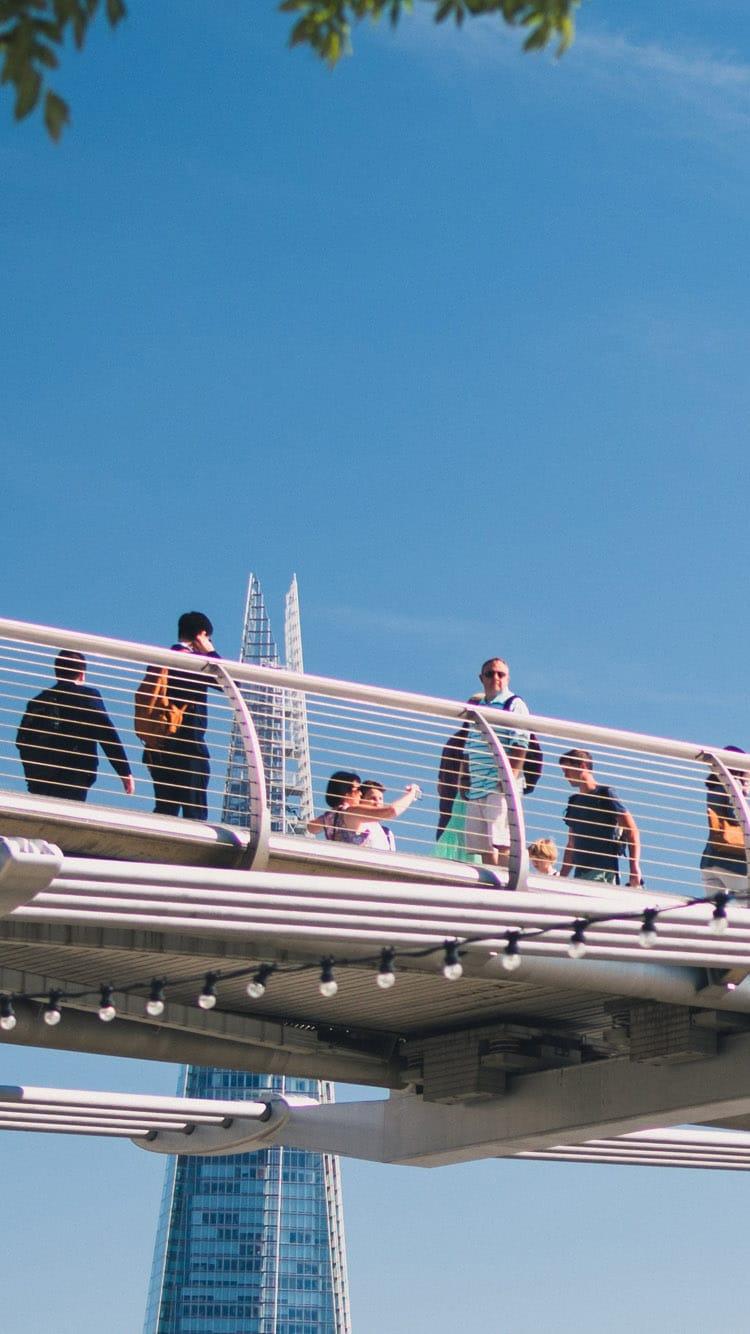 Millennium Bridge photo download