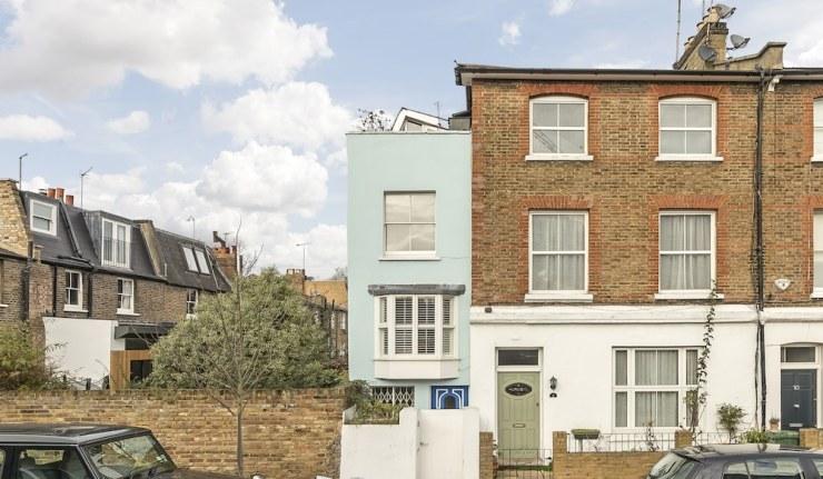 Thin London House Hammersmith