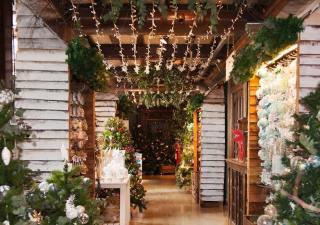 Christmas Store Liberty London