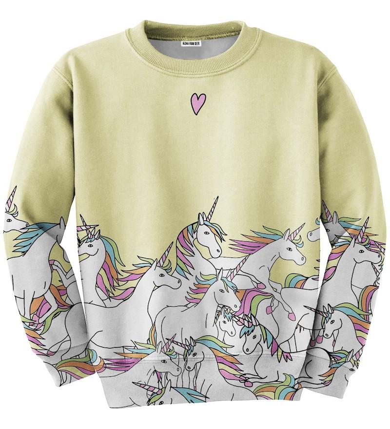 Unicorn jumper