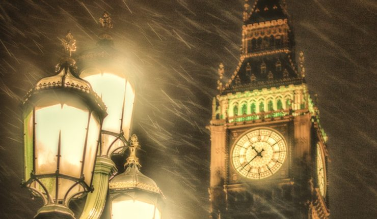 Weather Bomb London