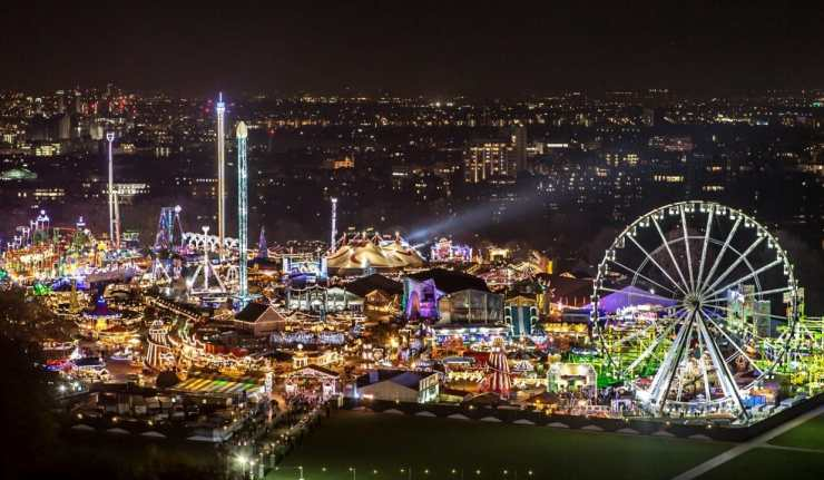 Winter Wonderland Is Returning To Hyde Park And Here S