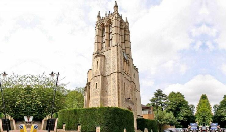 Castle for rent south london