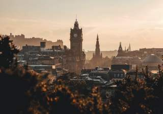 Cheap Edinburgh Train Tickets