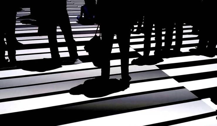 Everything At Once Store Studios 180 The Strand London Ryoji Ikeda