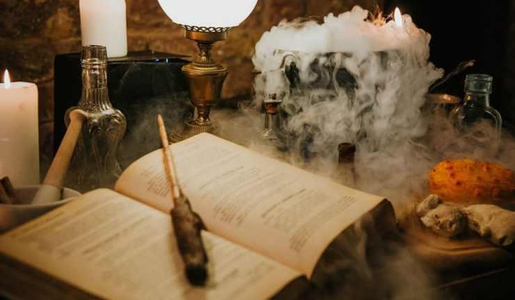 The Cauldron