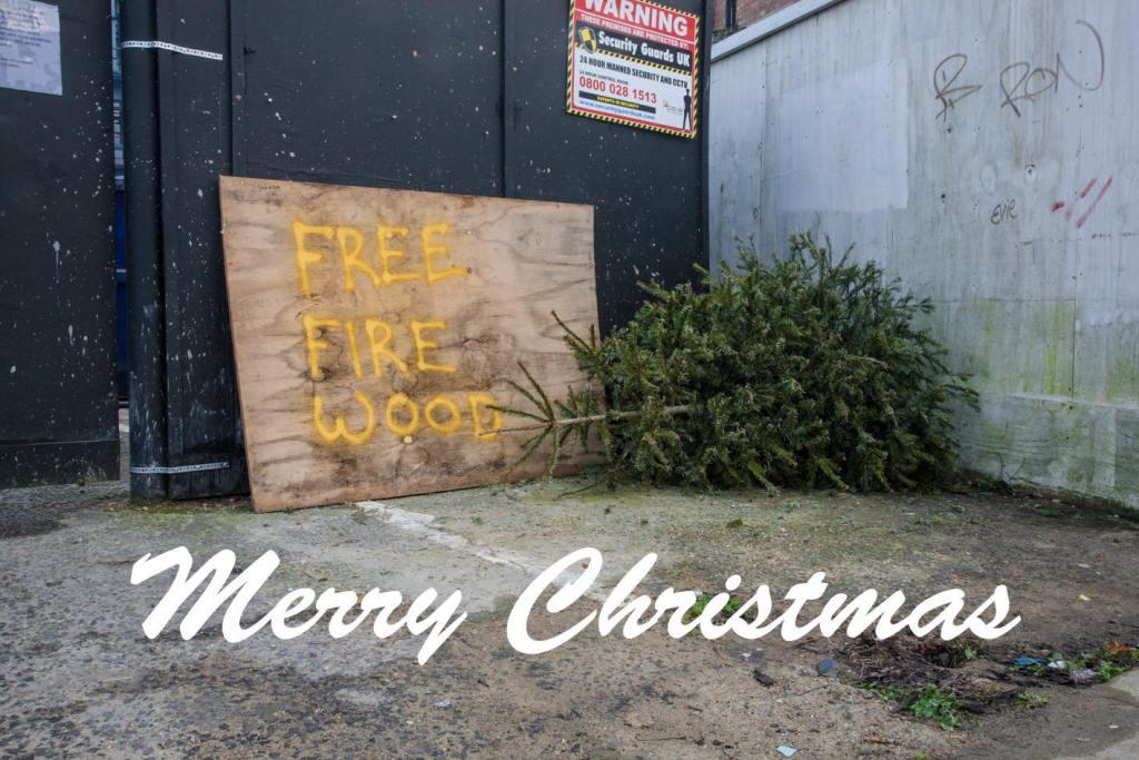 Bleak Christmas Card