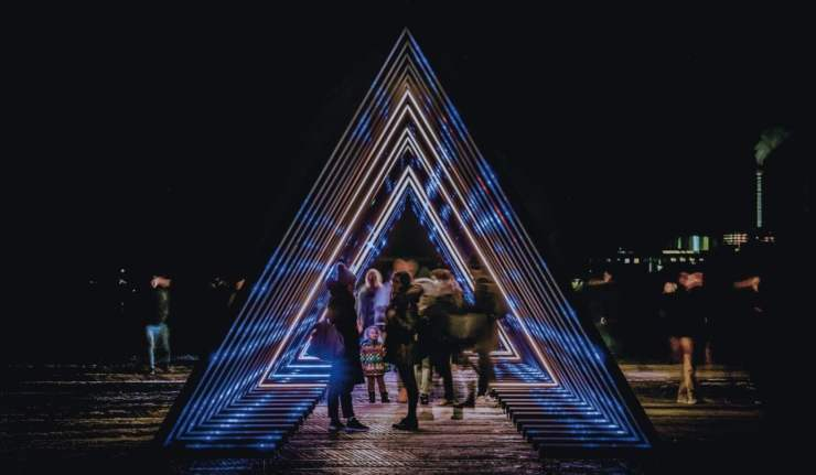 Lumiere London 2018 Information