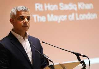 Mayor of London Sadiq Khan