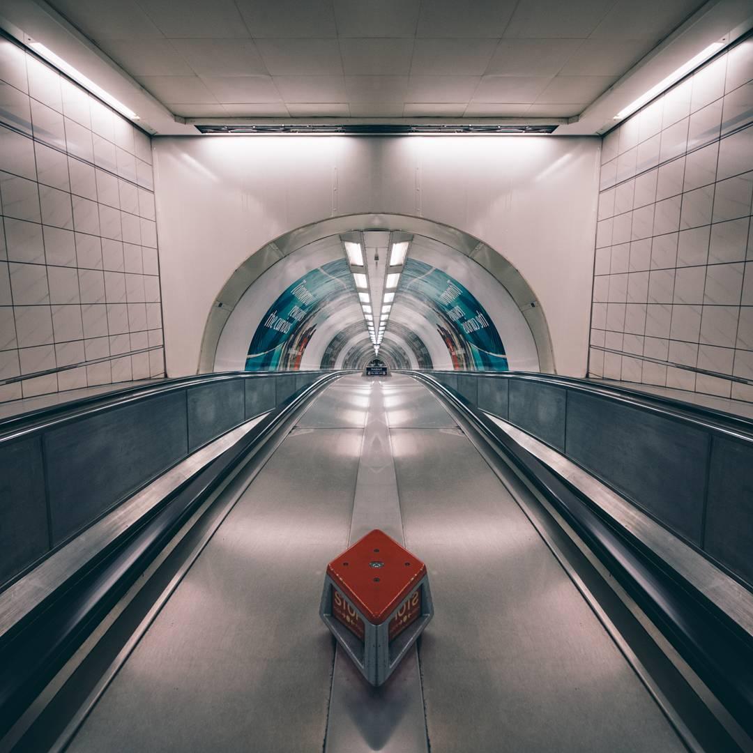 Tube treasure hunt