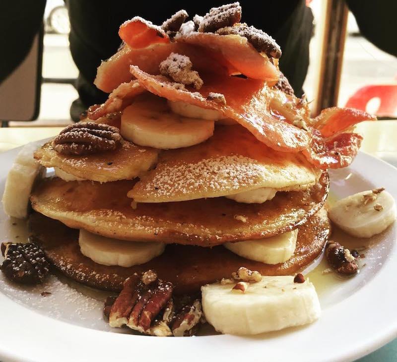 Bobby Fitzpatrick Pancakes