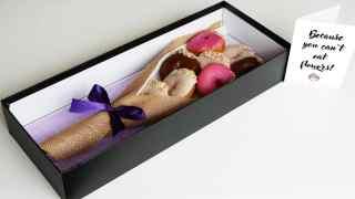 Donut Bouquet London