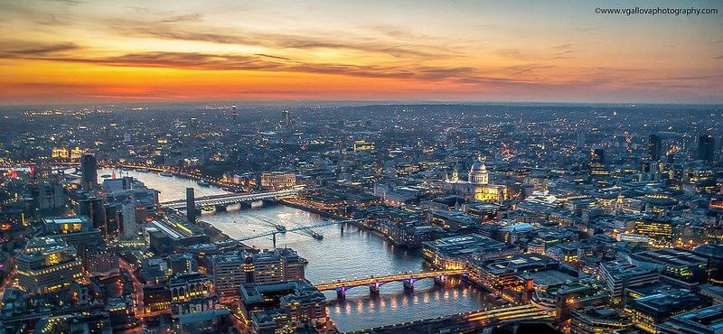 Sunrise London