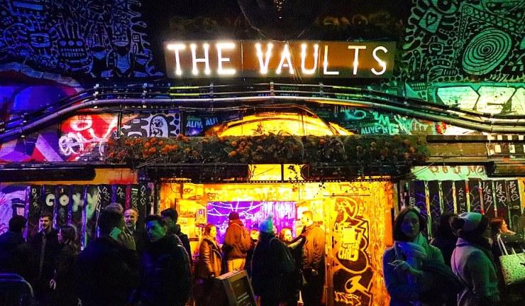 Waterloo Vaults
