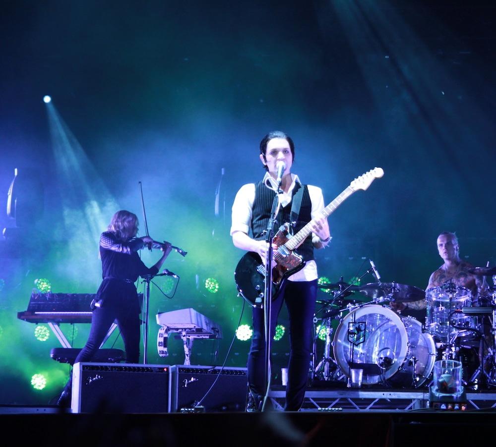 Placebo Band Meltdown London