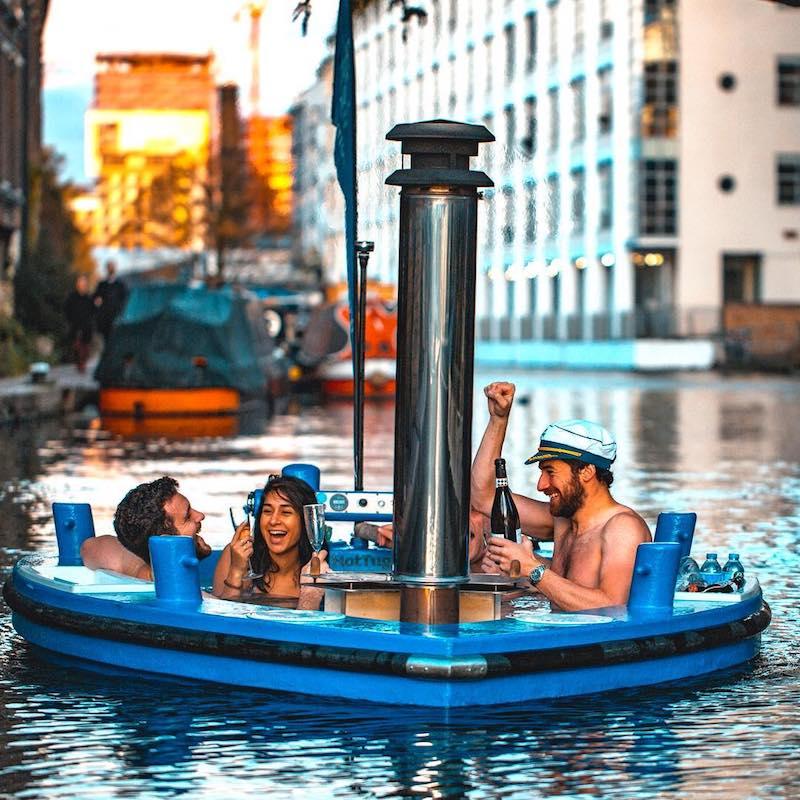 Boat Trips London Hot Tug UK
