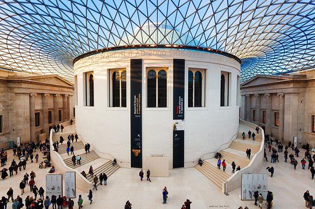 Tur virtual museum - british museum