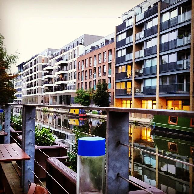 Waterhouse Restaurant Regents Canal