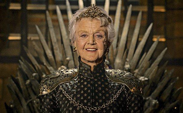 La signora in giallo non prenderà parte a Game of Thrones