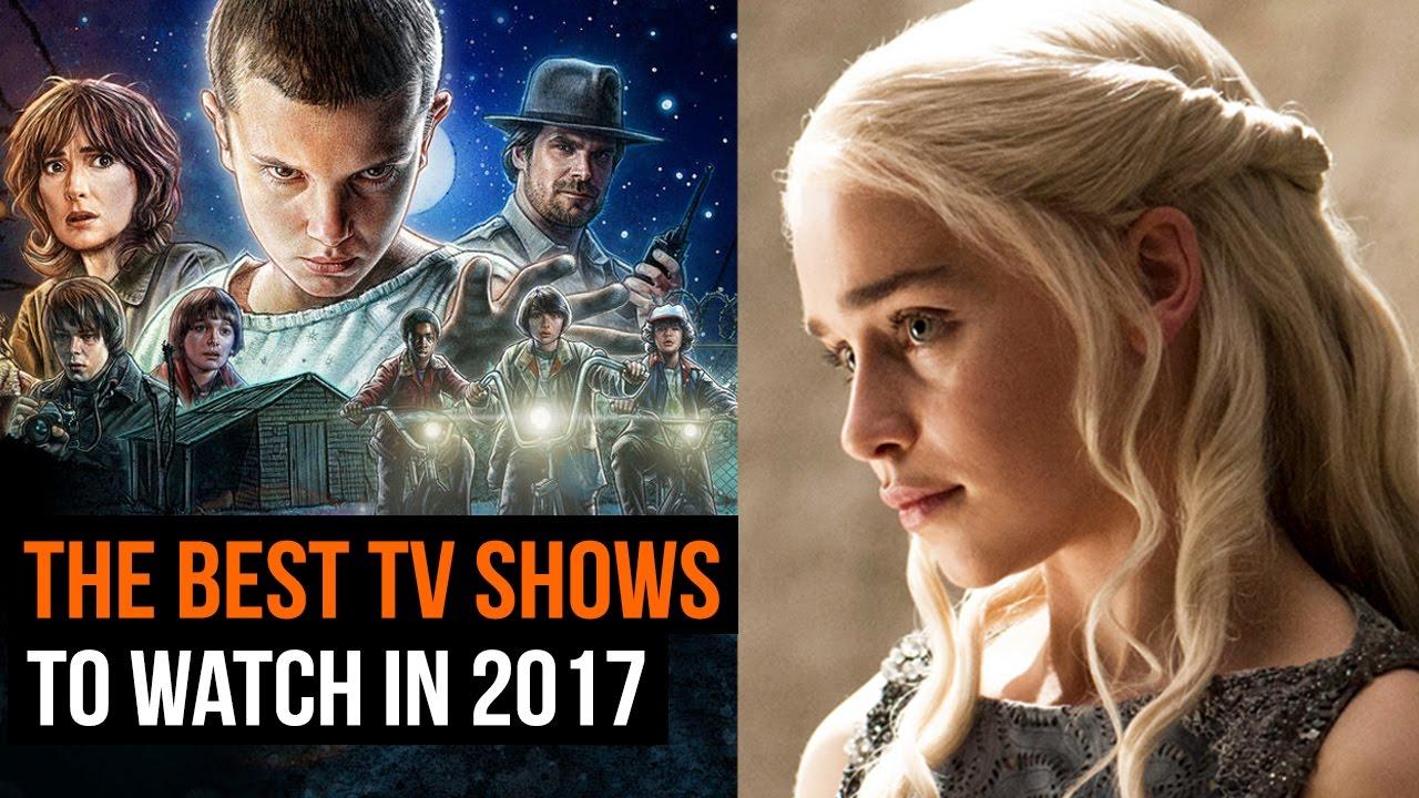 Le Migliori Serie TV da guardare del 2017