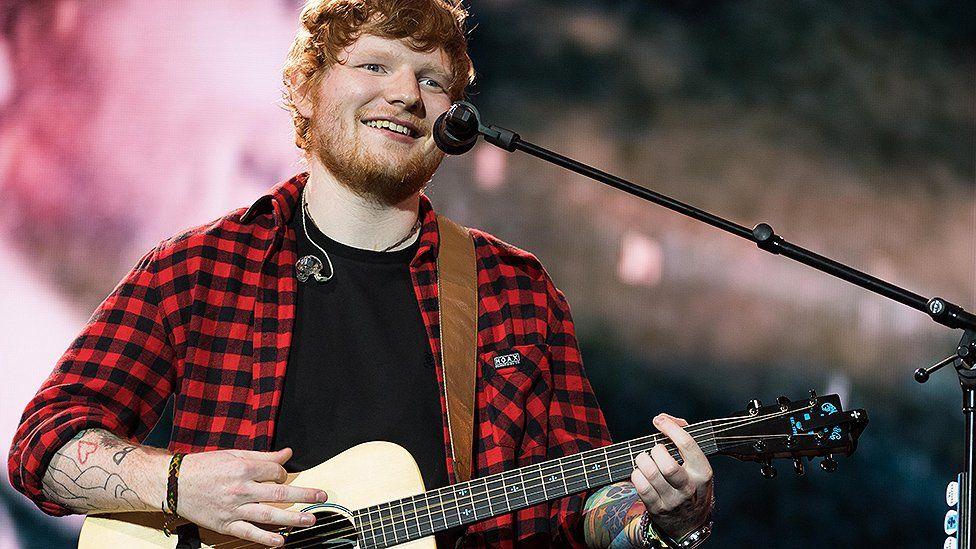 Ed Sheeran è ufficialmente fidanzato