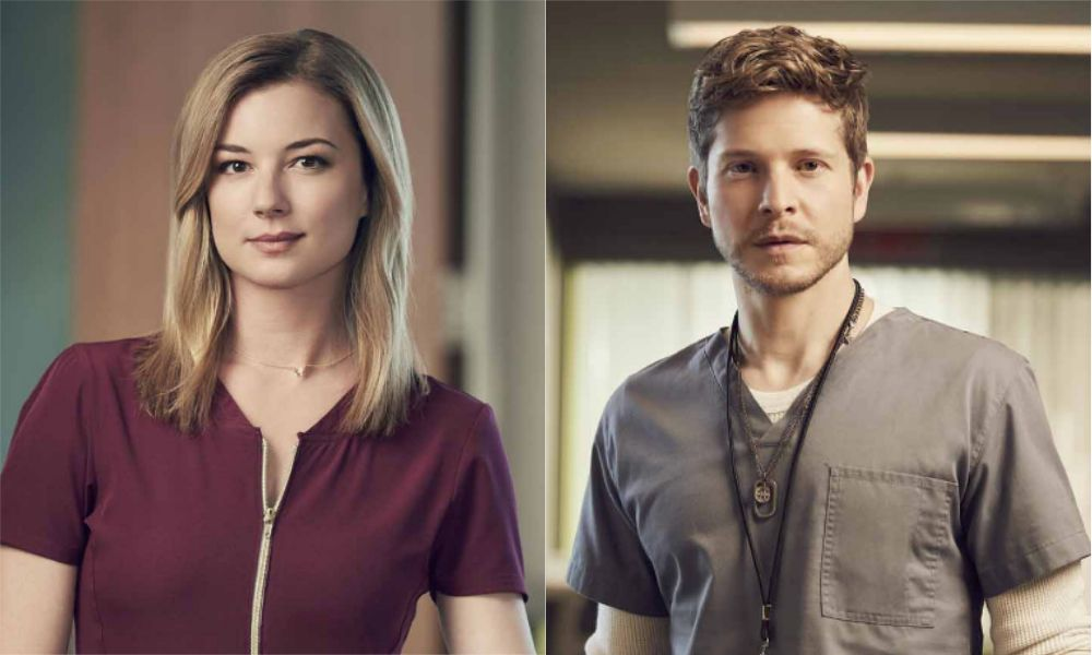 The Resident: la nuova serie tv con Matt Czuchry e Emily VanCamp