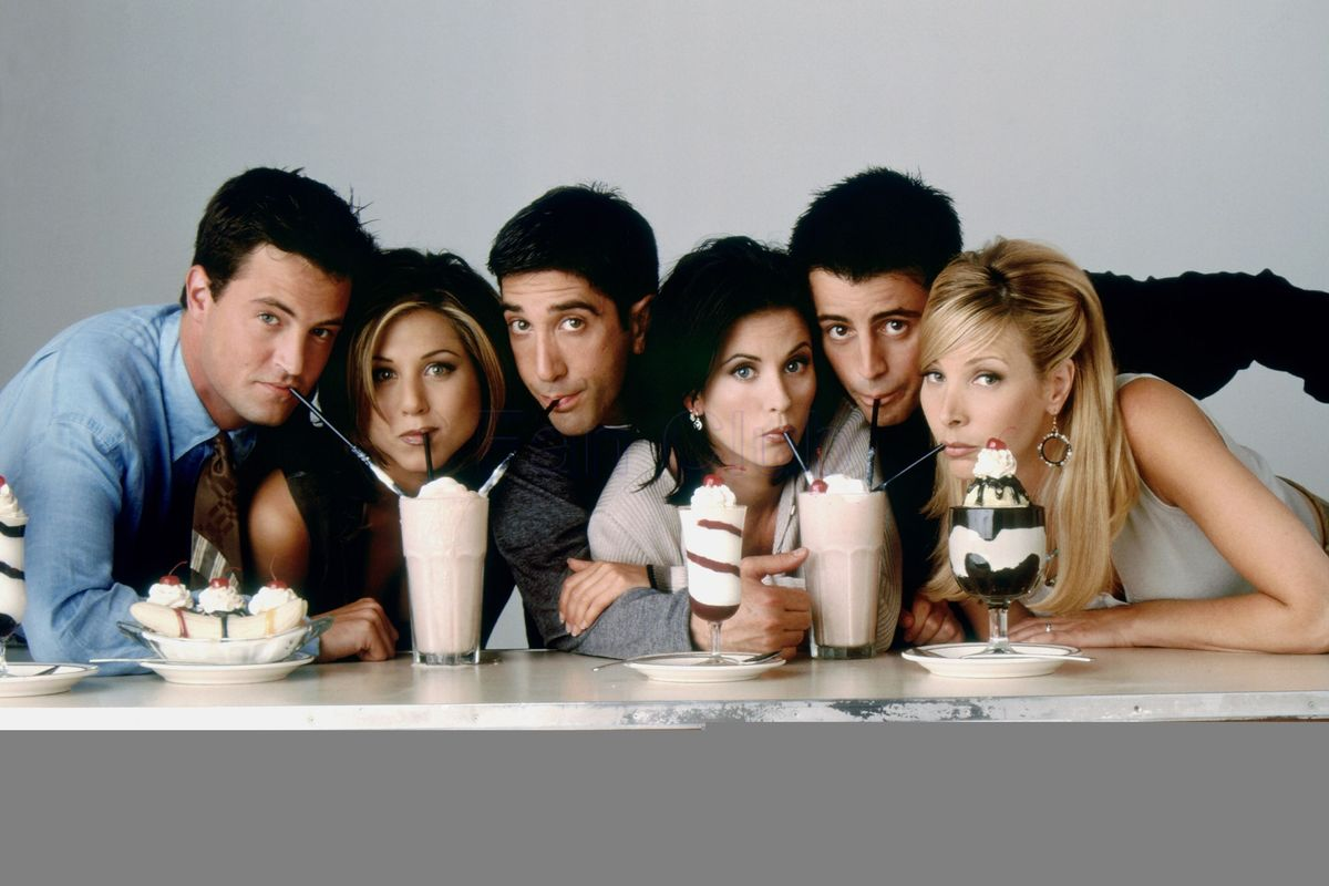 25 anni di Friends – I'll be there for you