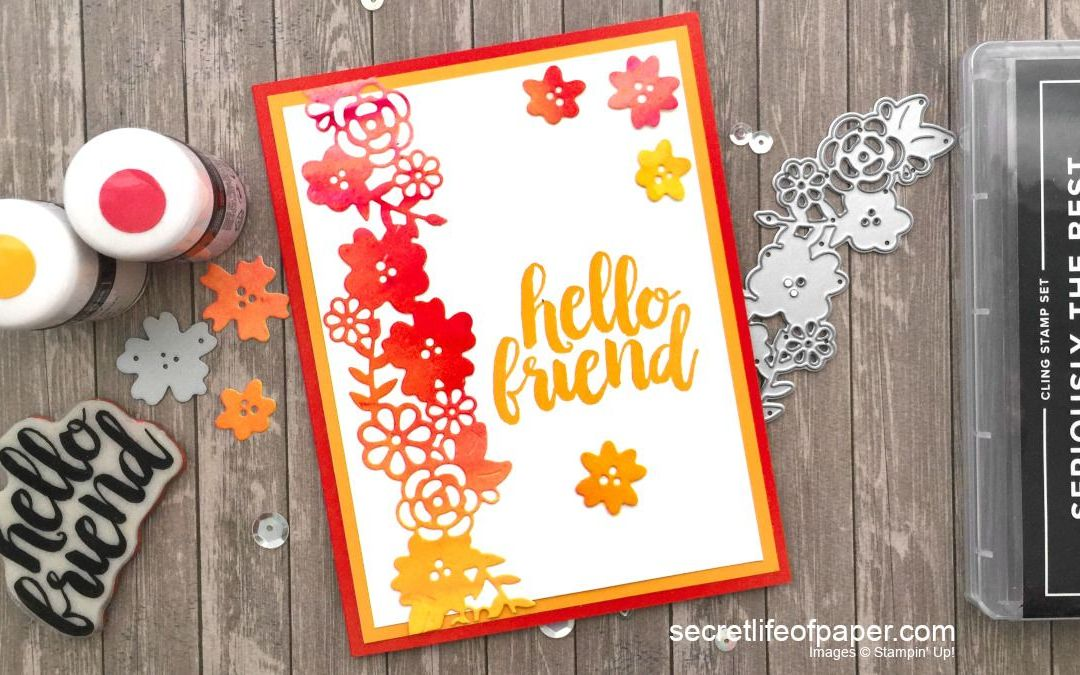Seriously the Best – Friendship Cards