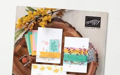 NEW Stampin' Up! 2020-2021 Annual Catalog is Live