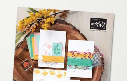 Stampin Up 2020-2021 Annual Catalog